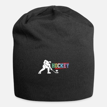 Hockey Fan Hockey Ice Hockey Hockey Fan Hockey Player - Beanie