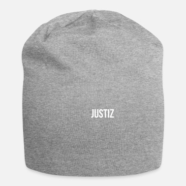 Justice Police Lawyer Gift Law State Exam - Beanie