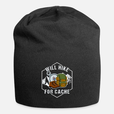 Cache Will hike for cache - Beanie