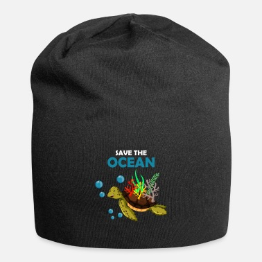 Sea Turtle Turtle climate change - Beanie