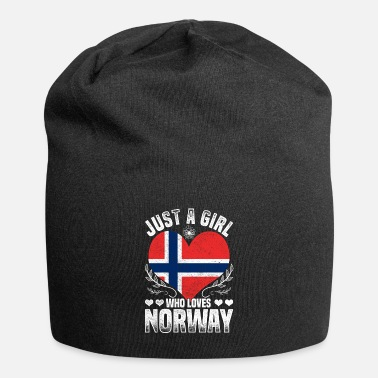 Norway girl Scandinavia - Beanie