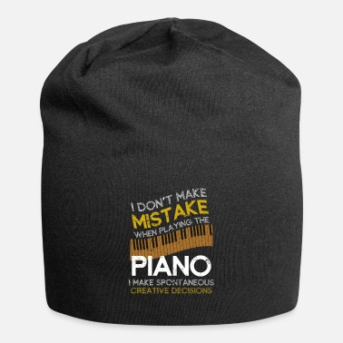 Piano Player Piano piano player - Beanie