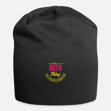 It's A Roth Thing Nom de famille Pride - Beanie