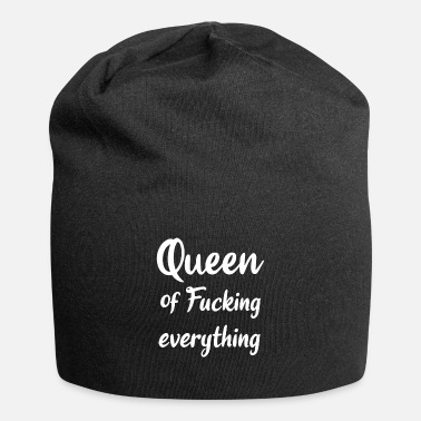 Model QUEEN OF FUCKING EVERYTHING - Queen - Beanie