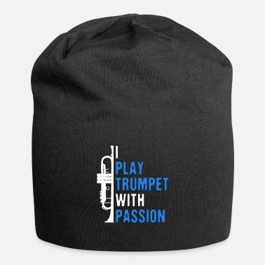 Writing Passion trumpet - Beanie