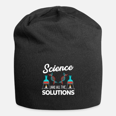 Research Science research experiment - Beanie