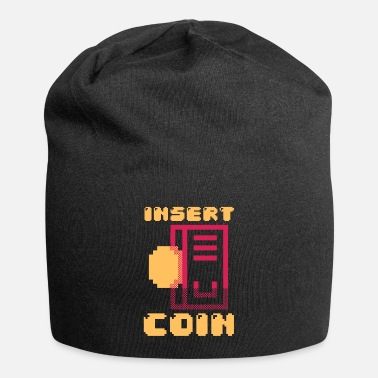 Game Over Gamer coin gamble - Beanie