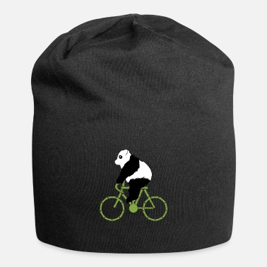 Mountain Bamboo Bike Panda Bär - mountain bike Bamboo Bike - Beanie