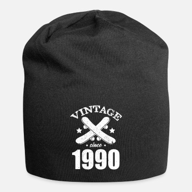 Freestyle Skater vintage birthday gift 1990 30 years - Beanie