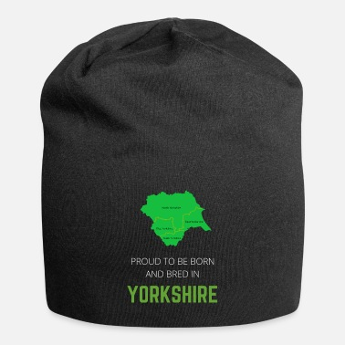 North Yorkshire Proud to be born and bred in Yorkshire - Beanie