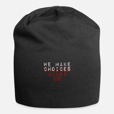 Sayings decision - Beanie