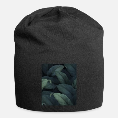 Teenager Beautiful Pattern Floral Green Leaves - Beanie