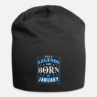 Bursdag Birthday January - Beanie