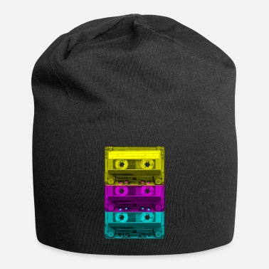 Cassette Cassette Tape Mixtape Retro Music 80s and 90s Cost - Beanie