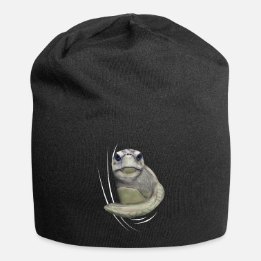 Watch Out Water turtle turtle gift - Beanie