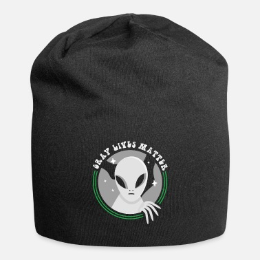 Ufo Gray Lives Matter Alien design regalo, - Berretto