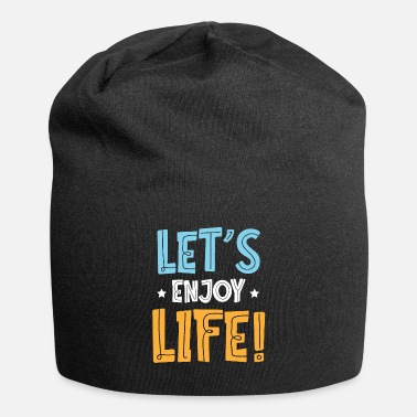 Power Let's enjoy life - Beanie