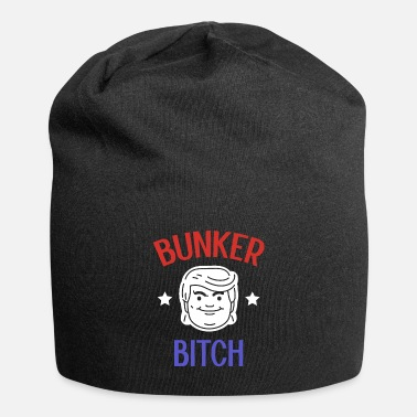 Social Bunker Bitch - Cadeau Anti Trump - Beanie