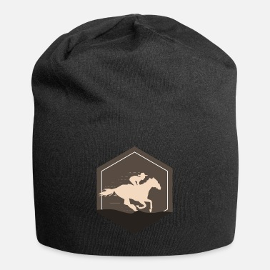 Riding western riding, horses, western riding - Beanie