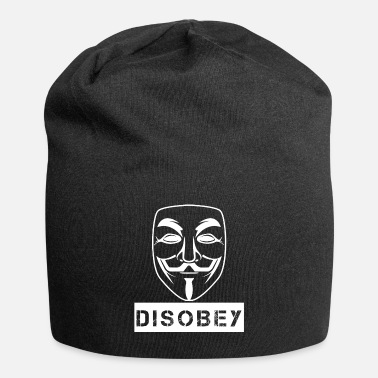 Guy Fawkes Disobey - Beanie