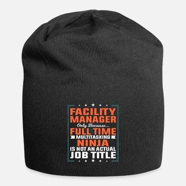 Plant Grounds Facility manager profession employee gift idea - Beanie