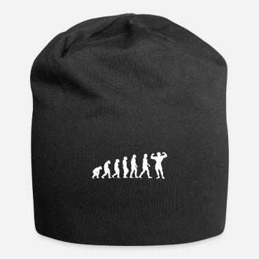 Testosterone Bodybuilding Pose Fitness Gym Muscles Hypertrophy - Beanie