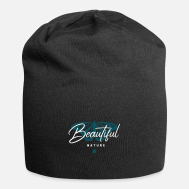 Eco Butterfly beautiful nature - Beanie