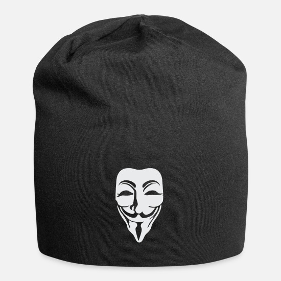 Spion Caps & Mützen - Anonymous - Beanie Schwarz