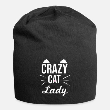 Cat Crazy Cat Lady - Beanie