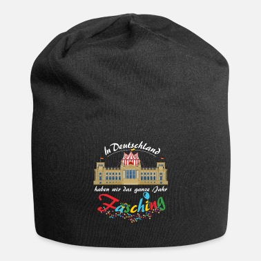 Bundestag Carnival in the Bundestag. Thank you Federal Chancellery - Beanie