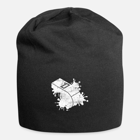 Gift Idea Caps & Hats - Referee football club - Beanie black