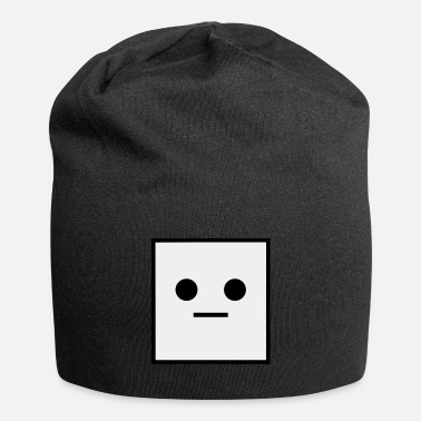 Squares Square, it's a square geometry square - Beanie