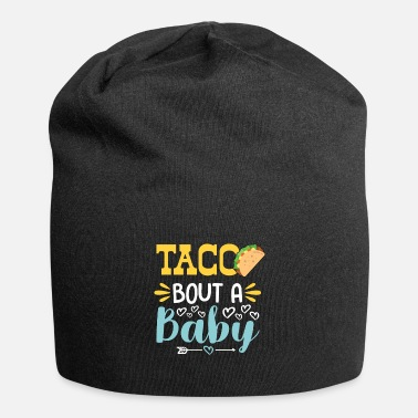 Hunger Tacos pregnancy baby hunger - Beanie