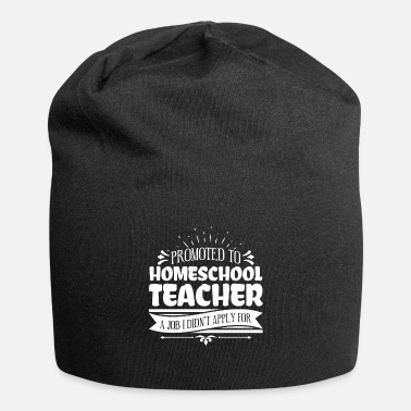 Fin Promu à Homeschool Teacher Nerd Funny Teacher - Beanie