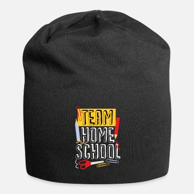 Lit Professeur de quarantaine Team Homeschool - Beanie