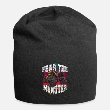 Course Automobile Monster Truck Diesel Motorsport - Beanie