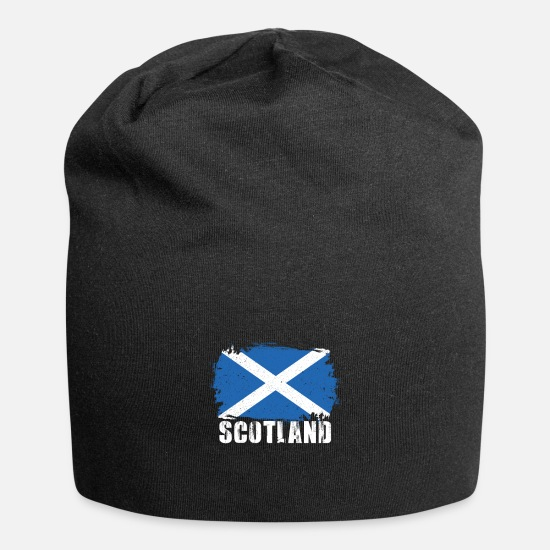 Basketball Caps & Hats - Scotland - Beanie black