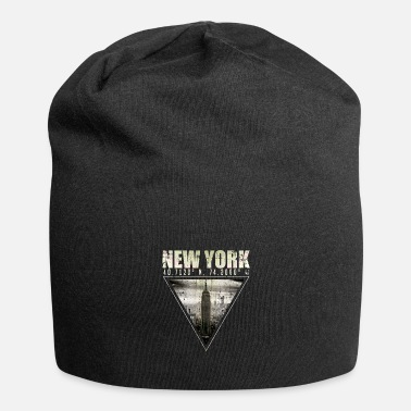 Apples New York skyline - Beanie