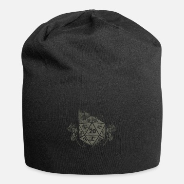 Papier Dragons Vintage D20 Dice Tabletop RPG - Beanie