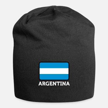 Argentina The National Flag Of Argentina - Beanie