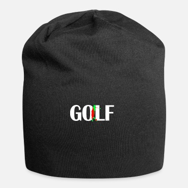 Golf Swing Golfer Gift Golf Course Golf Golf Golf Swing - Beanie