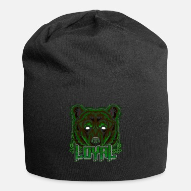 Rocky Mountains Bär Loyal Trendy Tier - Beanie