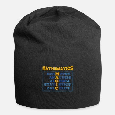Mathematic mathematics - Beanie