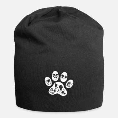 Paw Dogs paw -black edition- - Beanie