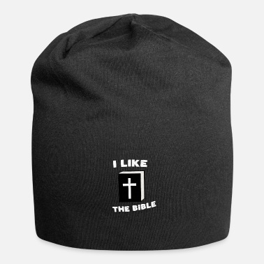 Orthodox I like Bible church pastor Christ gift - Beanie