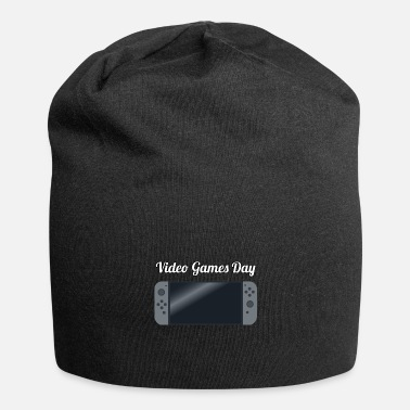 Video Video Games Day / Video Spiel Tag - Beanie