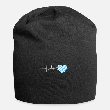 Southern Germany Bavarian Heartbeat Bavaria Southern Germany - Beanie