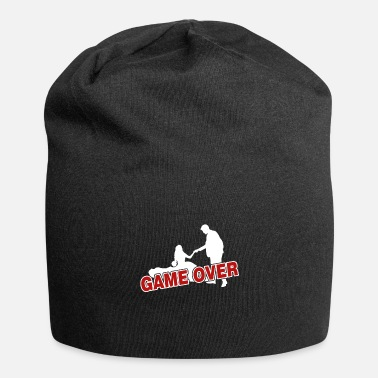 Game Over Game over - the game is over - Beanie