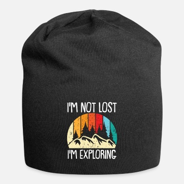 Travel Not lost, exploring - mountaineering - Beanie