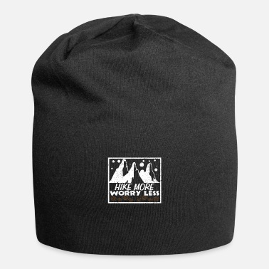 Hiking hike hiking group mountains climbing forest - Beanie